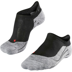 Falke RU4 Invisible Running Socks Women grey/black